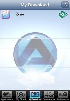 app_ios_mycloud - MyAkitio Wiki